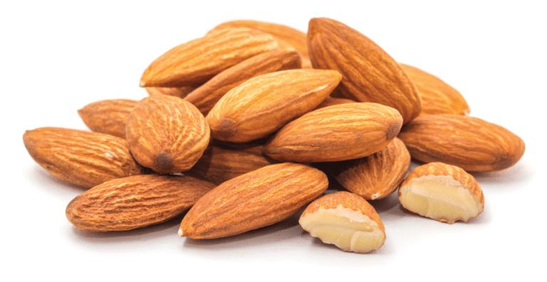 Hydronix almond processing
